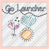 Free Colorful Line Go Launcher