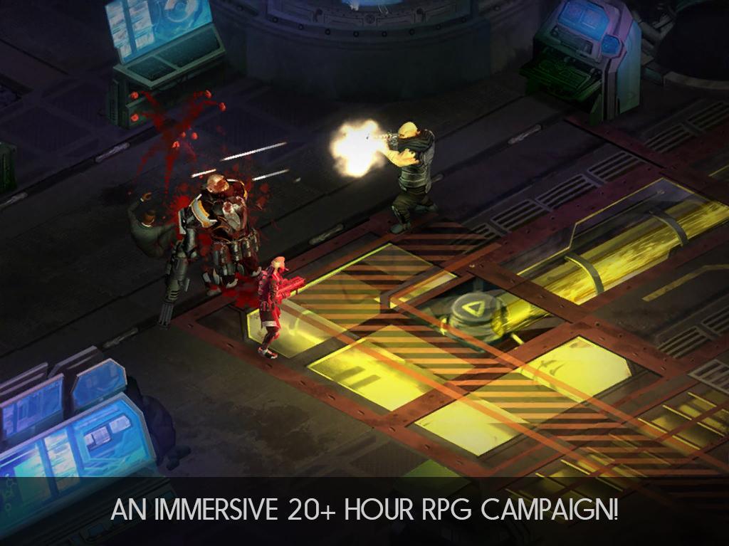 Shadowrun: Dragonfall - DC screenshot #2