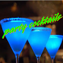 Party Cocktail Recipes icon