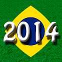 Brazil WorldCup 2014 Live icon