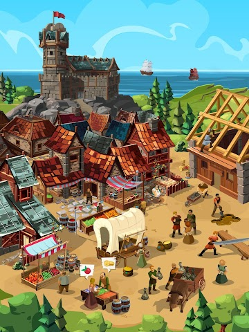 android Empire: Four Kingdoms Screenshot 6