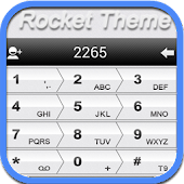 RocketDial Theme C Light1 (HD)