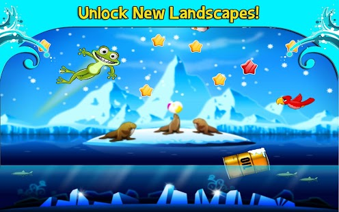 Froggy Splash 2 - screenshot thumbnail