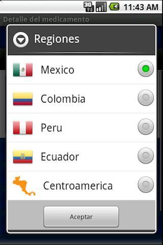 PLM Medicamentos - screenshot
