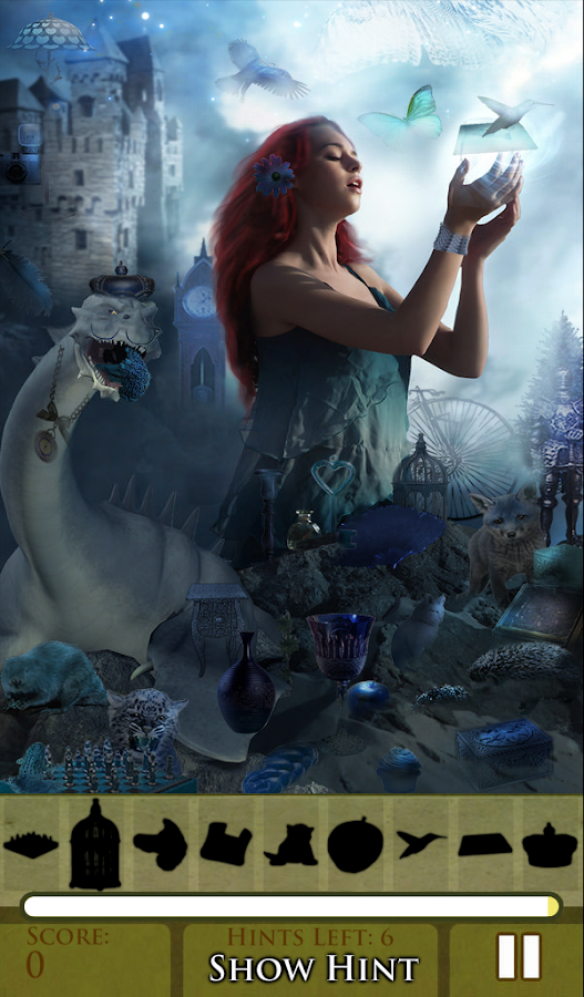 Hidden Object - Atlantis Free!- screenshot