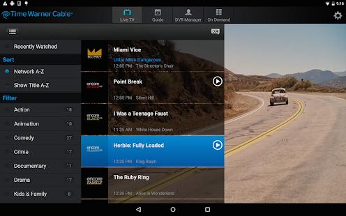 TWC TV® - screenshot thumbnail