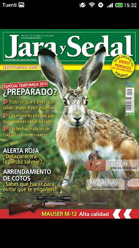 Jara y Sedal 143 Octubre 2013