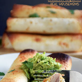 Slow Cooker Chicken Taquitos.