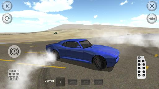 Muscle Nitro Car Racer