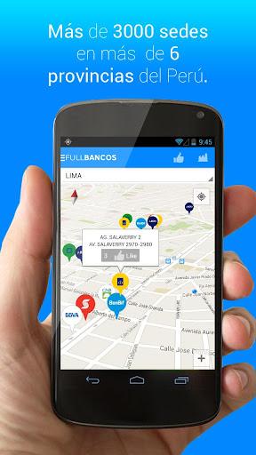 旅遊必備APP下載|Full Bancos: Lima y Provincias 好玩app不花錢|綠色工廠好玩App