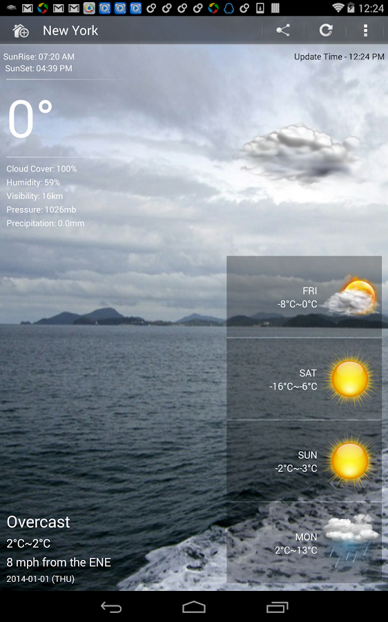 Weather Ultimate - screenshot