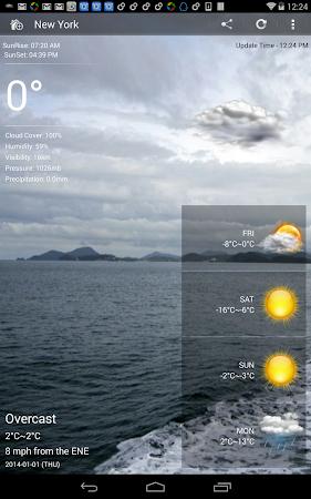 Weather Ultimate 1.6.3 screenshot 7033