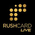 RushCard Live logo