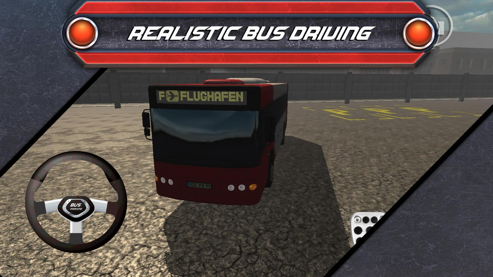 Bus Parking 3D Simulator- screenshot