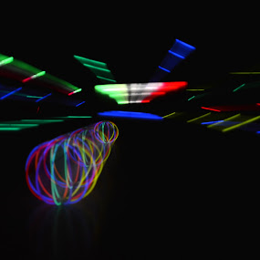 Light Speed by Tj Barney - Abstract Light Painting ( lights, cool, ball, zoom, lightspeed, fun )