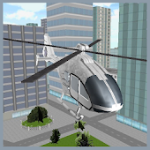 City Helicopter Simulator