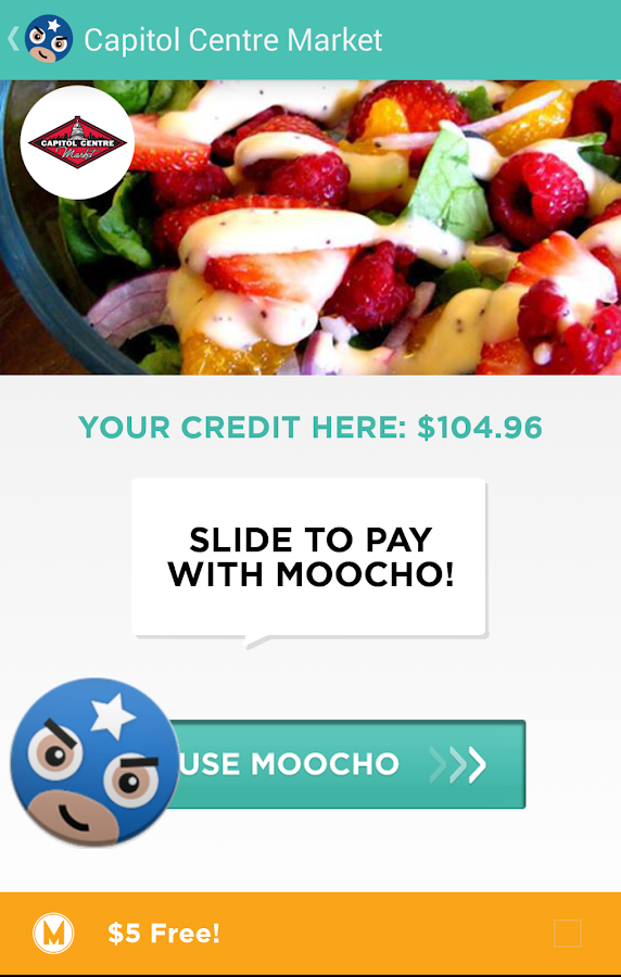 Moocho- screenshot