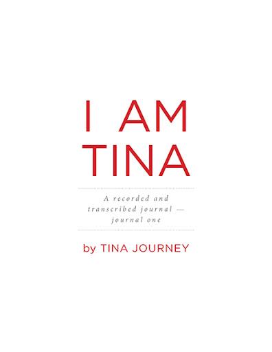 I AM TINA cover