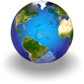 Virtual Earth Live Wallpaper