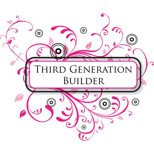 Third Generation Builder LOGO-APP點子