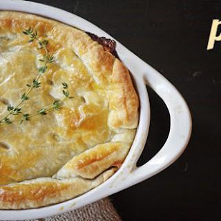 (Leftover) Turkey or Chicken Pot Pie