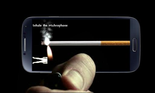 Smoke a Virtual Cigarette Free
