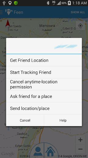 玩免費社交APP|下載Feen - Friends locator app不用錢|硬是要APP