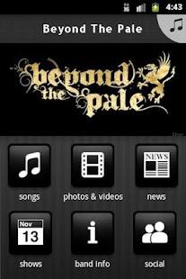 Beyond The Pale - screenshot thumbnail