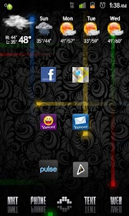 Moded Nexus-S Live Wallpaper - screenshot thumbnail