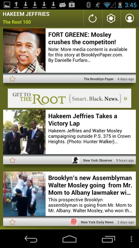Hakeem Jeffries: The Root 100 - screenshot