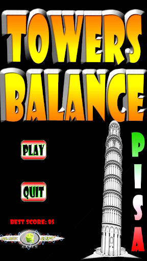 Balance Towers Pisa