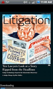 Litigation - screenshot thumbnail