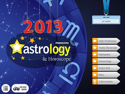 2014 Astrology Premium Free - screenshot thumbnail