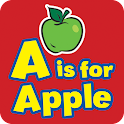 A is for Apple icon