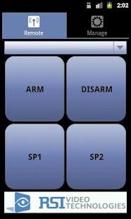 Videofied Remote- screenshot thumbnail
