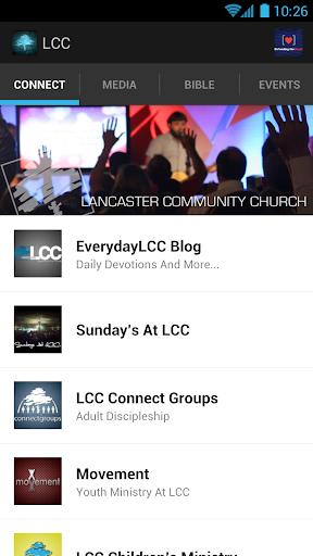 Lancaster Community Church