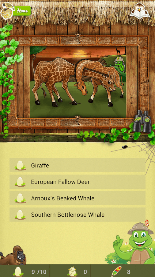 Ranger Rom Safari- screenshot