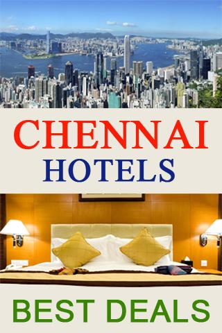 Hotels Best Deals Chennai