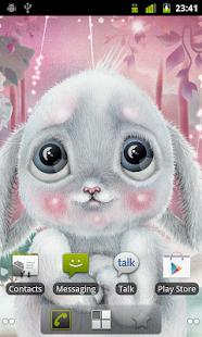 玩免費個人化APP|下載Bunny's Dreamland LWP app不用錢|硬是要APP