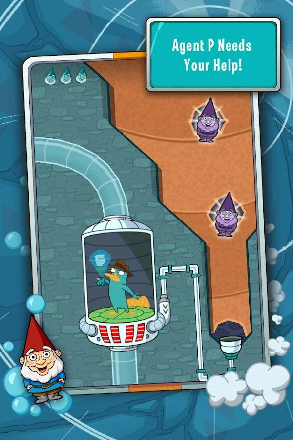 Where's My Perry? - screenshot