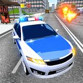 Police Driver Death Race