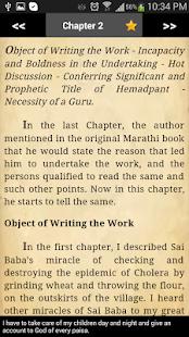 BABA ENGLISH PARAYANAM PDF IN SAI