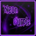 Neon Purple Go Contacts logo