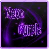 Neon Purple Go Contacts