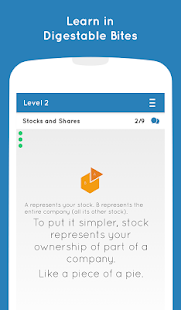 Stox - Learn Stocks- screenshot thumbnail