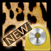 GO Locker Leopard Theme