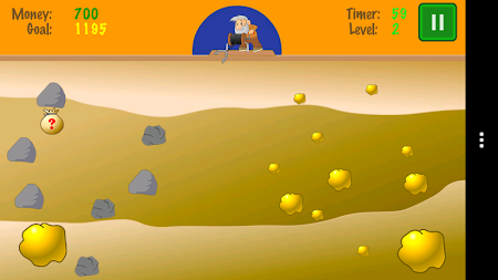 Gold Miner Classic - XMas 2015 1.0.6 screenshot 281297