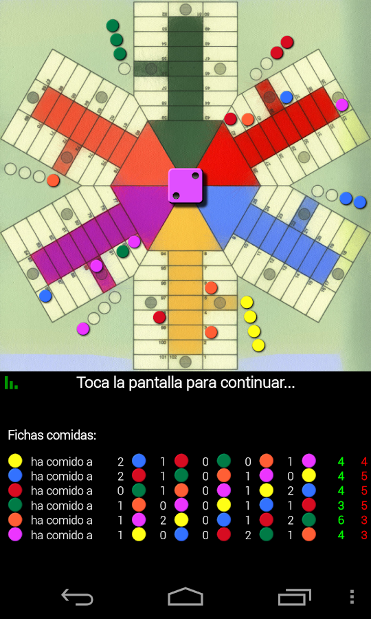 Parchís - screenshot