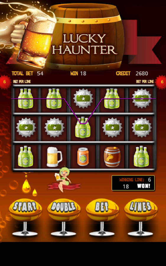 Lucky Haunter Slots- screenshot
