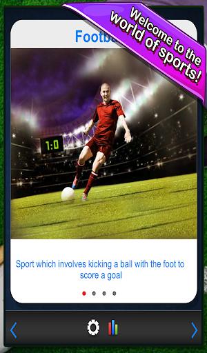 Flashcards - Sports
